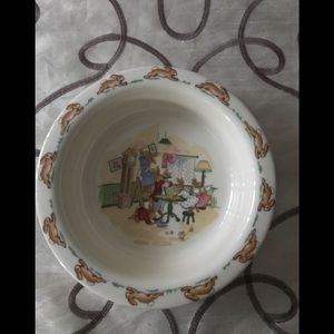 Other - Bunnykins Bowl